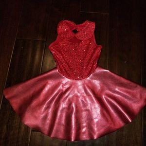 Child Sz Large Weissman Solo Dance costume